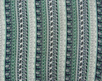 """Dressmaking Fabric, Tribal Print, White Fabric, Home Decor Fabric, Sewing Crafts, 45"""" Inch Polyester Fabric By The Yard ZBP66E"""