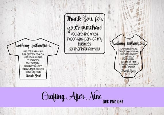 Care Card Svg Drinkware Bundle Apply Vinyl Decal Print And - Custom vinyl decal application instructionscare card printable care card instructions printable care