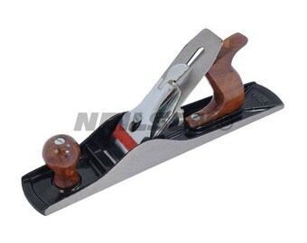 Wood Working Tool Jack Plane, No5,  50mm Adjustable High Carbon Steel Blade, Wood D.I.Y. CT0014