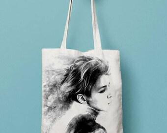 Hand-paint K-pop bag