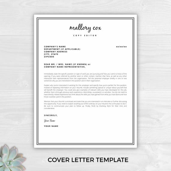 cover sheet resume templates