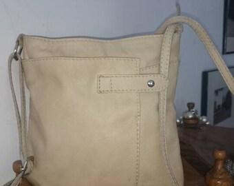 1990s Leather Crossbody