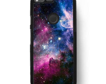 For Google Pixel 2 XL Case, Pixel XL case, Space Galaxy Astronomy Cover Creative Mystery Spiritual Milky way HTC Nexus 6 5 4 Covers