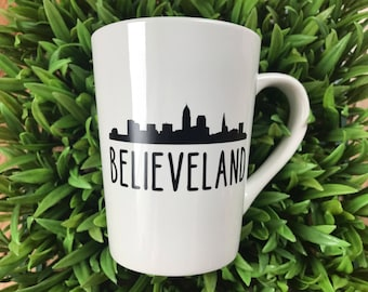 Believeland Cleveland Coffee Mug