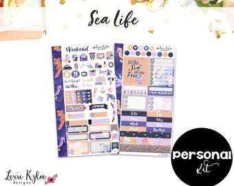 PERSONAL Kit  ||  Sea Life [404]