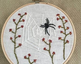 Fall Embroidery