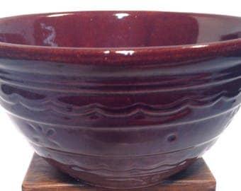 Harcrest, Marcrest, stoneware bowl