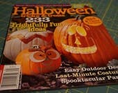 OUT OF PRINT: Halloween Tricks and Treats Magazine *Free with purchase, details below