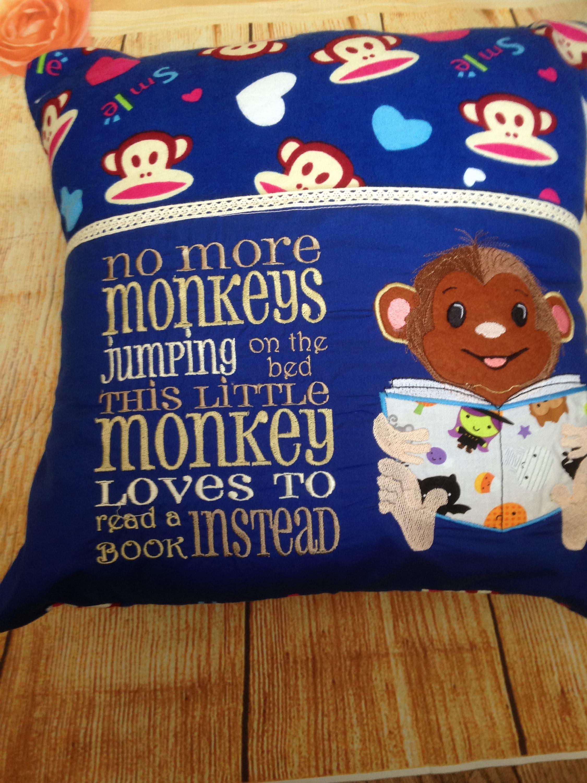 reading cushion book pillow pocket pillow bedtime story