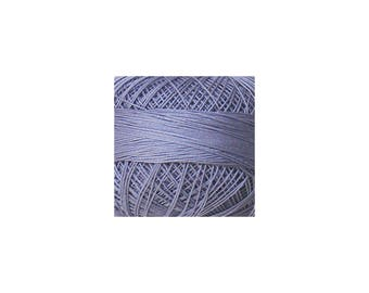 Lizbeth Thread Size 10 Solid: #659 Periwinkle
