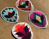 Southwest Alien Sticker Pack