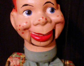Vintage Howdy Doody  Ring Circus Game