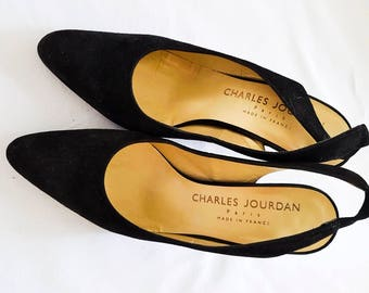 Vintage charles jourdan shoes