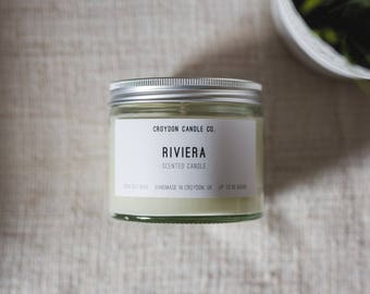 RIVIERA Soy Jar Candle