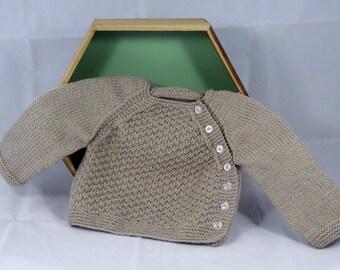 Life jacket baby size 3-6 month handmade