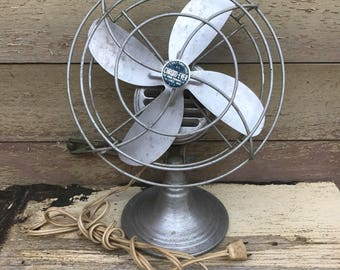 Chrom-Ever tabletop industrial fan
