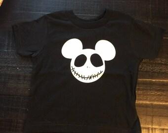Mickey Halloween Jack Shirt