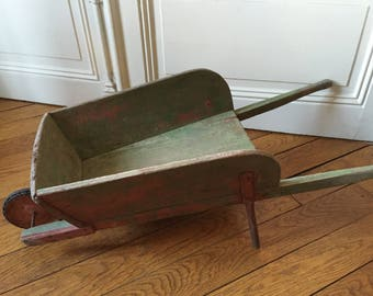 Child's wheelbarrow