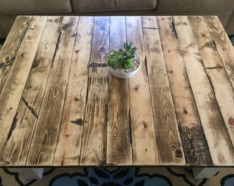 Not-So-Shabby Chic Coffee Table