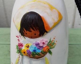 Degrazia Ceramic bell chime