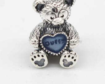 New Authentic Pandora Charm Bead Disney Parks Exclusive Duffy 792129EN128