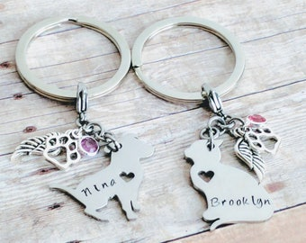 Pet Memorial, Pet Keychain, Pet key chain, Pet Owner Gifts, Pet Owner, Dog Mom, Dog Mom Gift, Pet Lovers, Pet Lovers Gifts