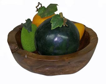 Genuine Teak Bowl