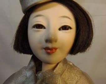 1/6Custom Doll HARUKA Posable OOAK DOLL Obitsudoll27