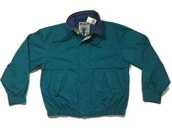 90s jade jacket deadstock
