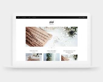 SALE! Gigi | Responsive Blogger Template