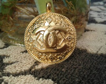 Vintage Chanel Pendant