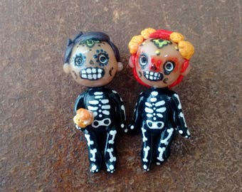 Day of the dead Charm