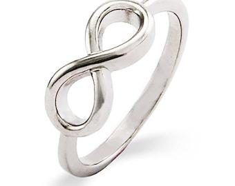 Infiniti Ring, Sterling Silver Ring