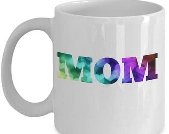 30% OFF Mom Mug - Mom in Full Color - 11 oz Gift Mug
