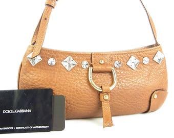 Amazing Dolce & Gabbana Bijoux leather bag