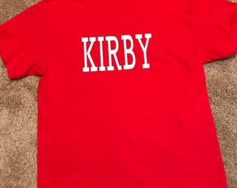 KIRBY Smart UGA Football T-Shirt