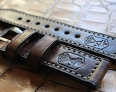 Xª MAS flottiglia strap  custom made for panerai