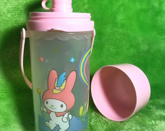 1984 Sanrio My Melody Bottle