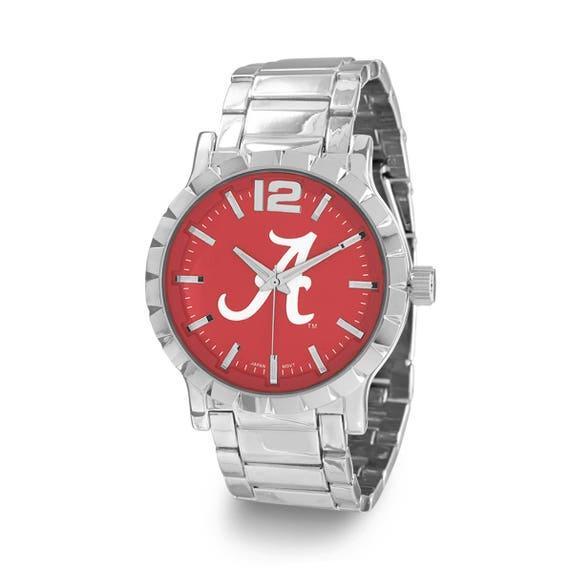 Collegiate Licensed University of Alabama Men's Fashion Watch