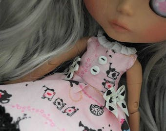 Tsukifly Pullip/Blythe dresses - Different designs