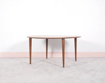 Danish Coffee Table by Peter Hvidt & Orla Mølgaard-Nielsen for France and Søn, 1950s