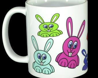 Mug - Bunny Rabbits