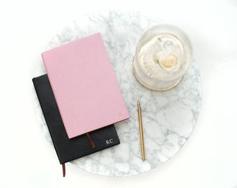 New! Monogram Journal Notebook Personalised