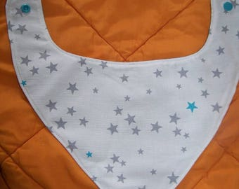bib for girls and baby bandana bib