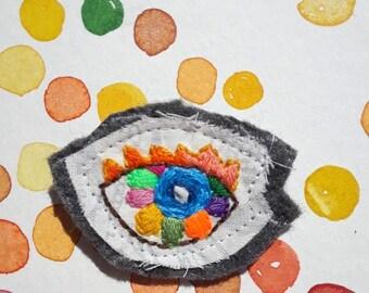 Little Eye Patch