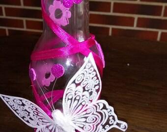 Customize soliflore vase