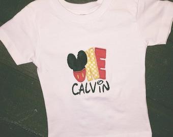 Mickey One Shirt