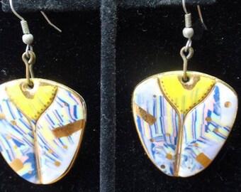 Jewelry 10 Designer Hand PaintedEarrings
