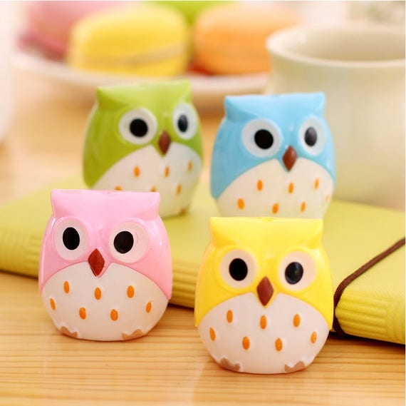 Owl Sharpeners