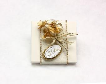 Wedding favor boxes - 5 items per order